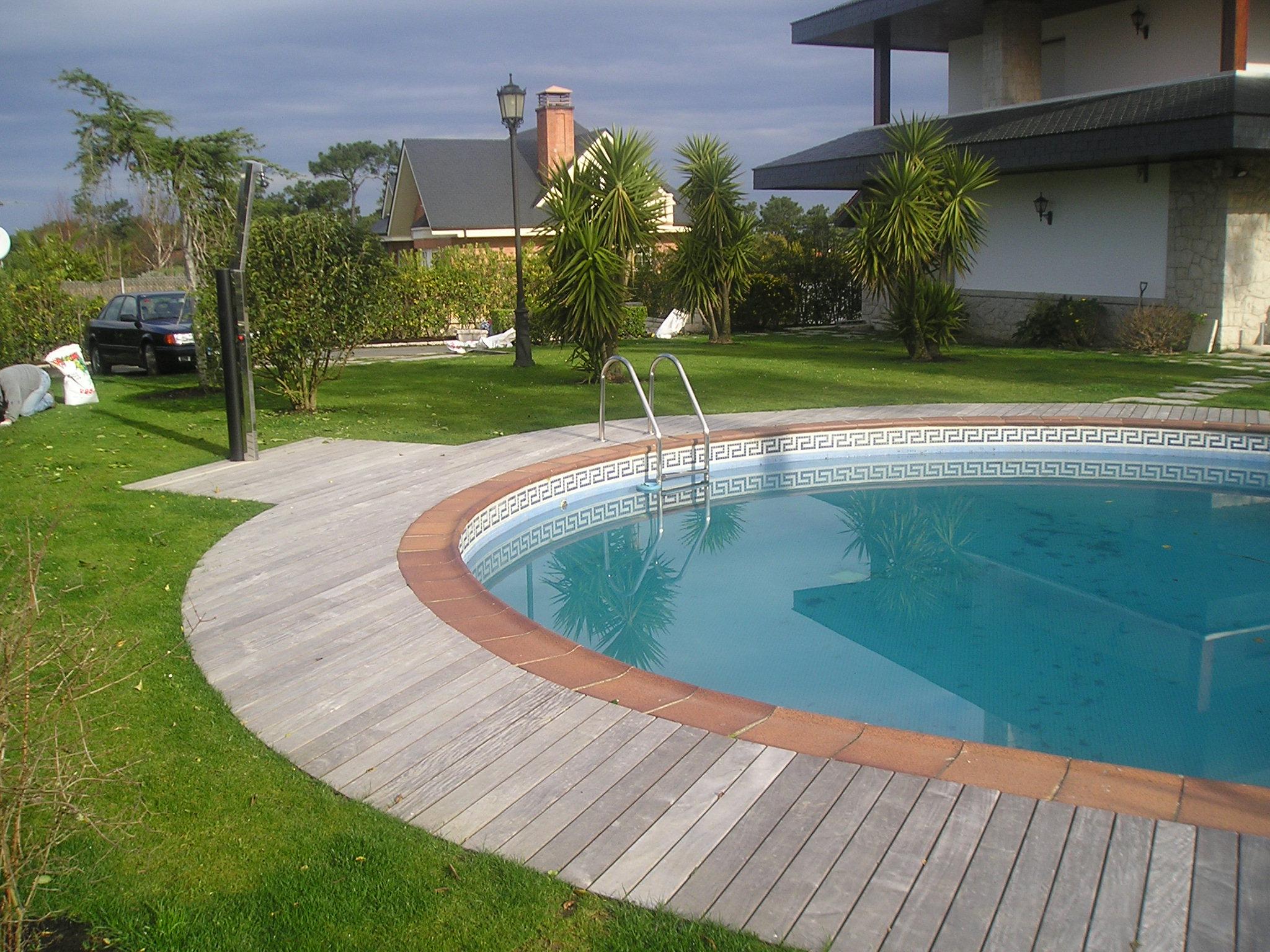 Trabajos realizados Construcci n y mantenimiento de piscinas