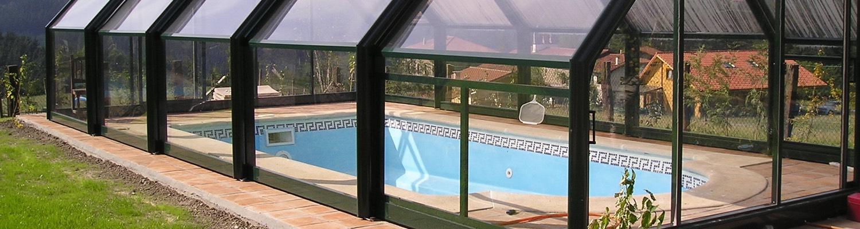 climatizacion y cubiertas de piscinas en Bizkaia